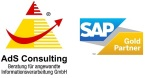 Logo AdS und SAP Partner gold 300dpi Signatur