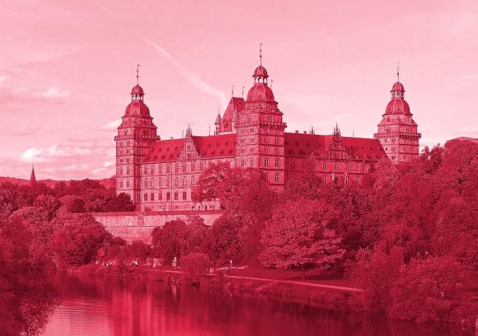 Aschaffenburger Schloss Johannisburg MAIN ART