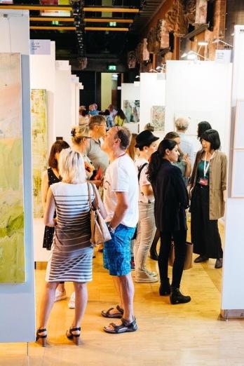 MAIN ART 2017: RIDINGER SAAL