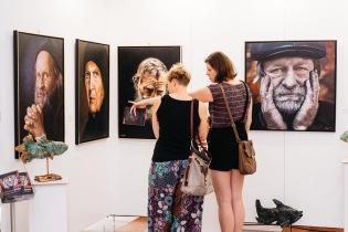 MAIN ART 2017: MESSESTAND RAINER SCHOCH